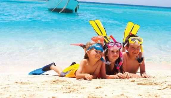 Çocuklarla yaz tatiline çıkma rehberi