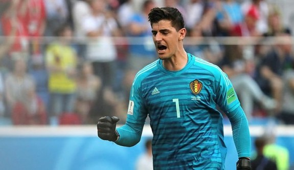 Courtois, Real Madrid'e yakın