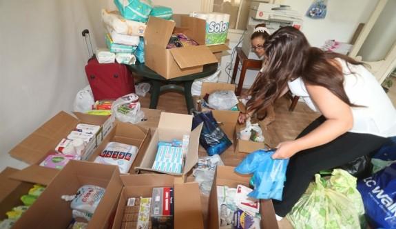 CTP, Yunanistan'a yardım kampanyası düzenliyor