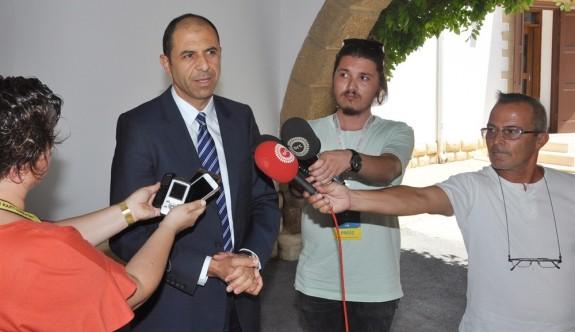 Cumhurbaşkanlığı'nda Maronitler, Derinya ve Aplıç Kapıları konuşuldu