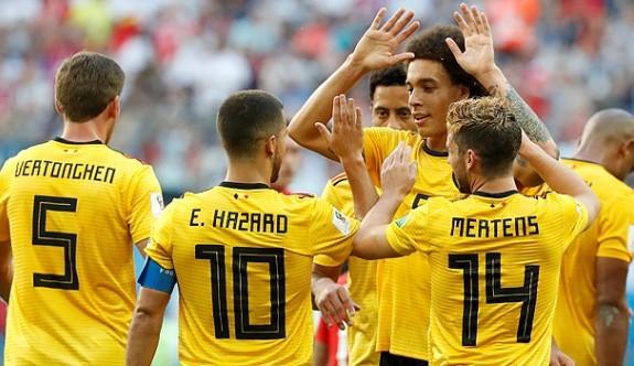 Dünya Kupası'nda üçüncülük Belçika'nın