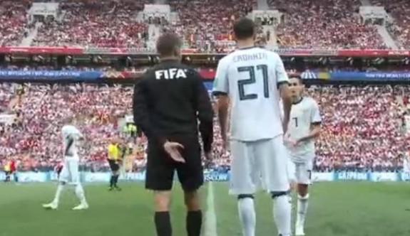 Dünya Kupası tarihinde bir ilk