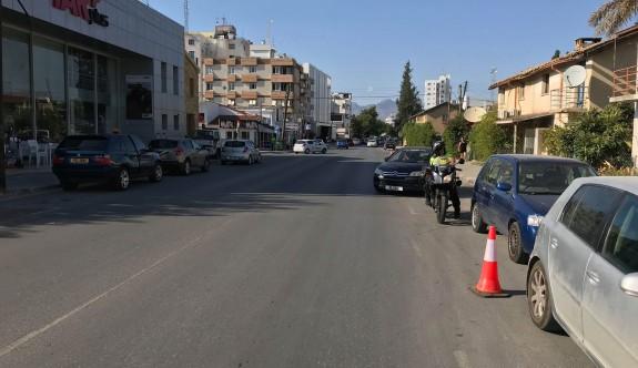 Erdoğan için polis yolları boşaltıyor