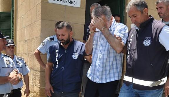 Eş katiline üç gün tutukluluk