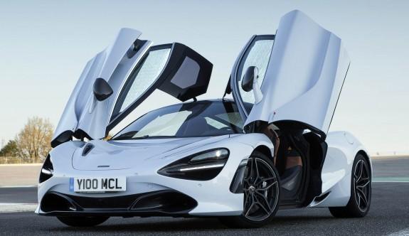 Eşsiz bir otomobil: Yeni McLaren 600LT