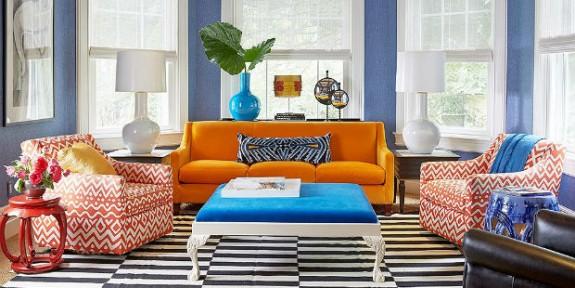 Ev Dekorasyonunda Renklerin Uyumu