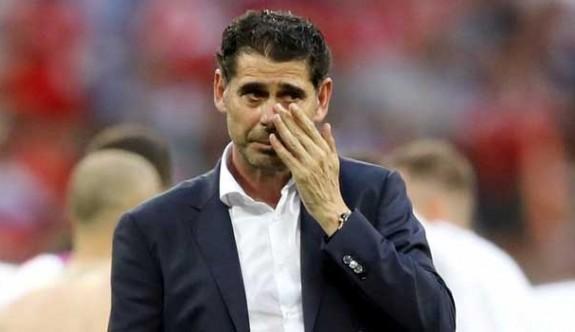 Fernando Hierro, milli takımı bıraktı
