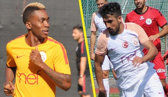 Galatasaray'da Muğdat ve Onyekuru rüzgarı