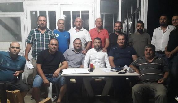 Görneç'in yeni başkanı Mehmet Şah
