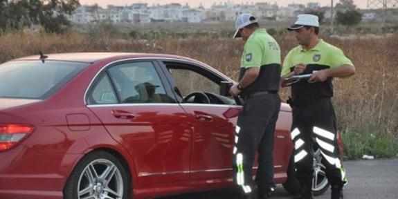 Haftalık trafik bilançosu; 64 kaza 13 yaralı