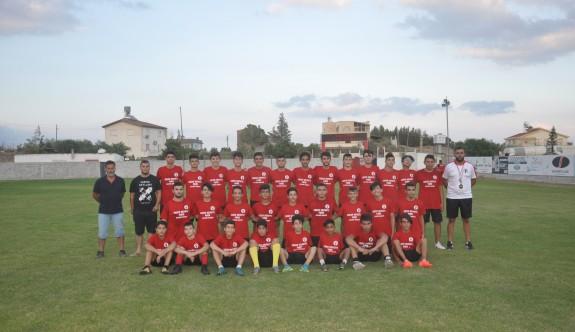Hamitköy U21 Takımı, sıkı çalışacak