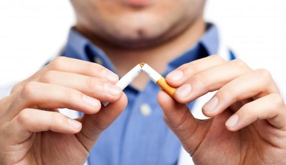Hastanelerde sigarayı bırakma merkezi