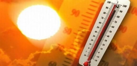 Hava sıcaklığı 42 derece