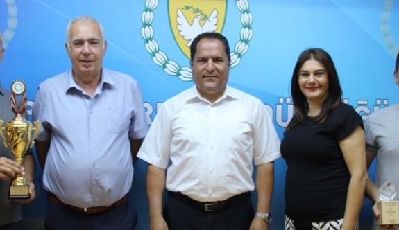Hava Sporları Federasyonu Değirmencioğlu'yla görüş alış-verişi yaptı