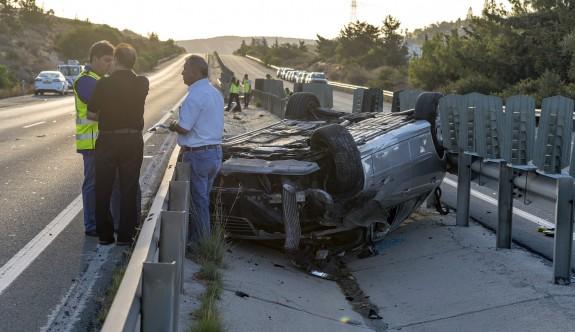 İki çocuk trafik kurbanı