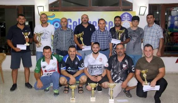 İskele'de birincilik Mustafa Behlül'ün