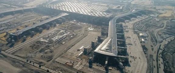 İstanbul Üçüncü Havalimanı'nda ilk sefer KKTC'ye