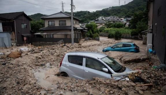 Japonya'da sel felaketi: Ölü sayısı 100'e ulaştı