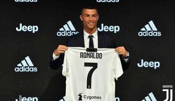 Juventus, Ronaldo'yu sigortalıyor