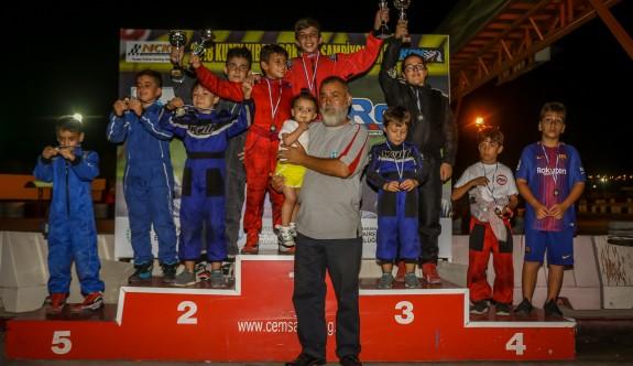 Karting şampiyonasında sezon açıldı