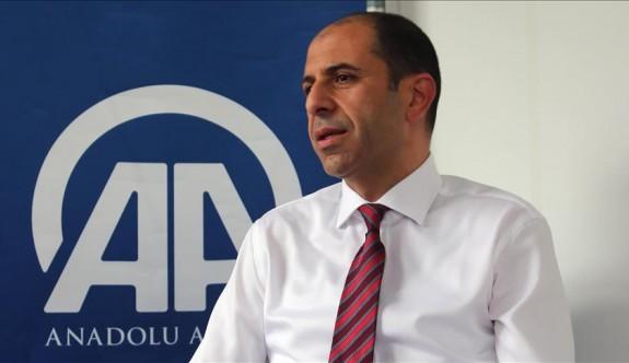 """""""Kıbrıs'ta çözüm konusu uluslararası toplum için samimiyet testi"""""""