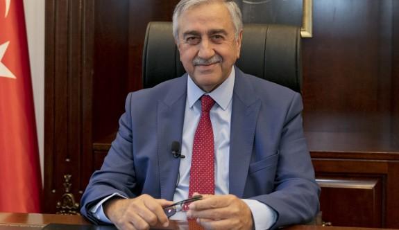 """""""Kıbrıs Türk tarafının nabzının her zaman barıştan, çözümden, yana atıyor"""""""