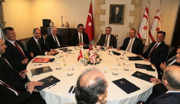 Kıbrıs Türkünün Hakkını Yedirmeyiz