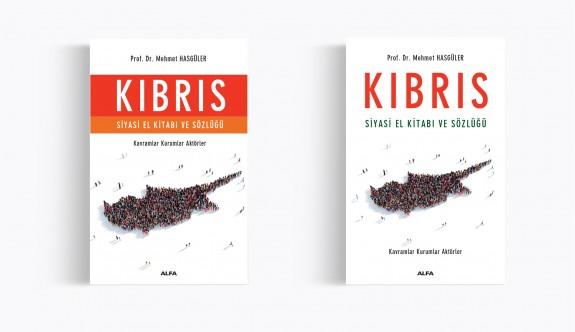 Kıbrıs'ın ilk siyasi el kitabı ve sözlüğü yayımlandı