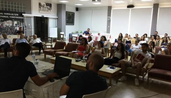 """""""KTÖS'ten öğretmenlik sınavına girecek olan yönelik eğitim semineri düzenleyecek"""""""