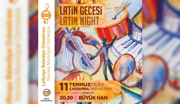 LBO'dan Latin Gecesi ile final