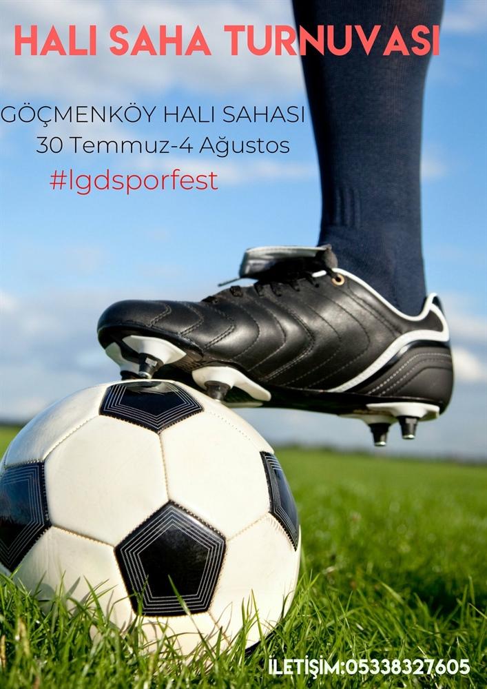 LGD, Spor Festivali düzenleyecek