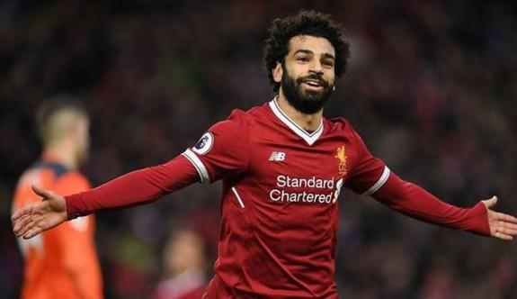 Liverpool'dan Salah'la 5 yıllık sözleşme