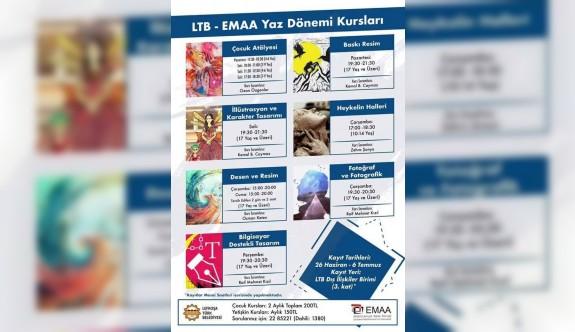 LTB-EMAA kurs kayıtları 6 Temmuz'a kadar
