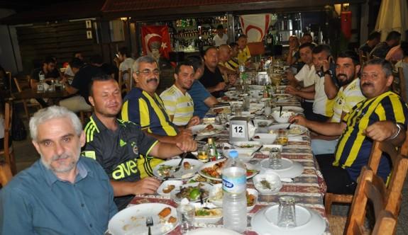 Mağusa'da Fenerbahçe'liler günü  kutlandı