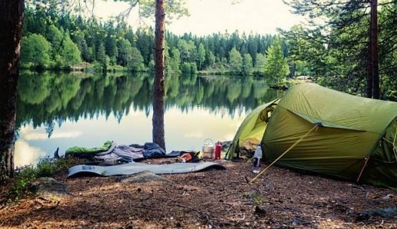 Marmara Bölgesi'nde 10 Büyüleyici Kamp Alanı