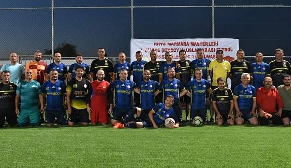 Marmara Masterleri, evinde şampiyon