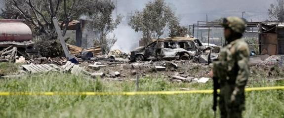 Meksika'da havai fişek faciası: 19 ölü, 40 yaralı