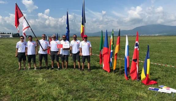 Model Uçakçılarımız, Türkiye'yi temsil ettiler