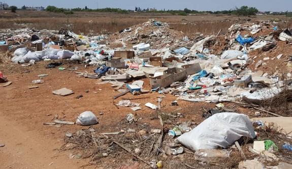 Mormenekşelilerin çöplük isyanı büyüyor