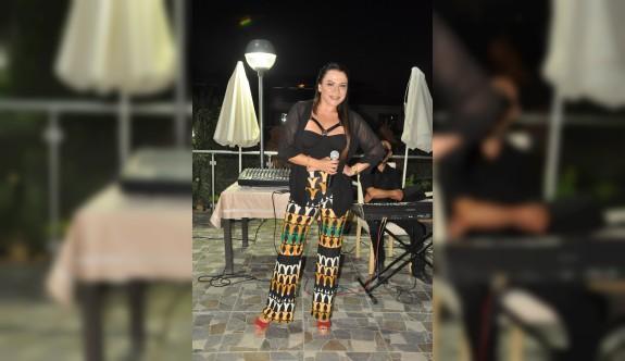 Nil Kırlangıç'tan müzik ziyafeti