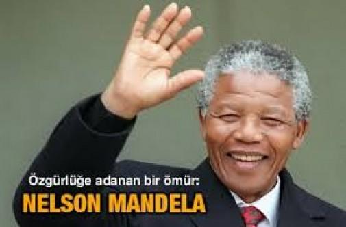 Özgürlüğün Efsanevi Lideri; Nelson Mandela
