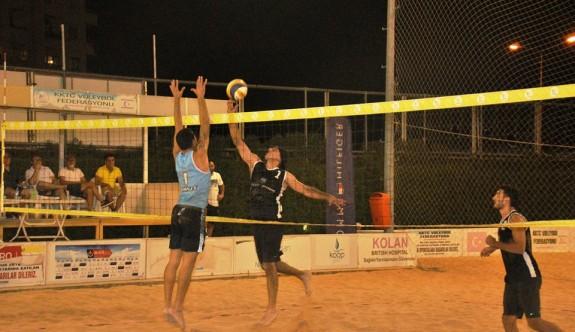 Plaj Ligi'nde Çamlık çifte şampiyon
