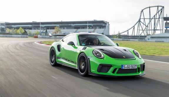 Porsche'nin en hızlısı: GT3 RS Weissach