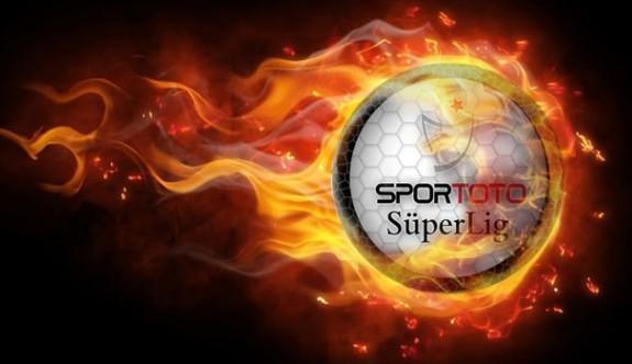 Spor Toto Süper Lig'de fikstür çekildi