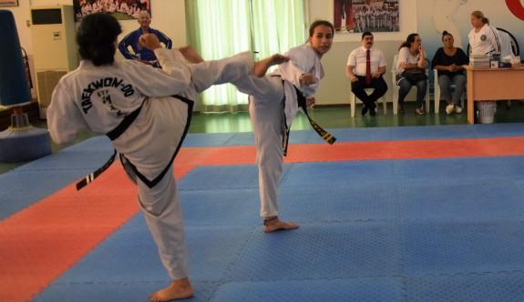 Taekwondoda lig heyecanı sürüyor