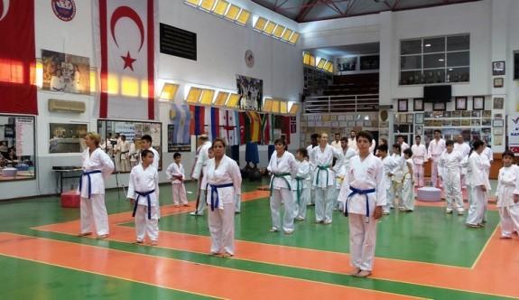 Taekwondoda yeni kuşak sahipleri belirlendi