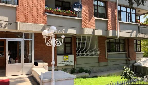 Ticaret Odası Ankara'da büro açtı