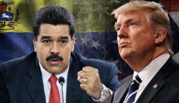 Trump Venezuela'yı işgal etmeyi önerdi