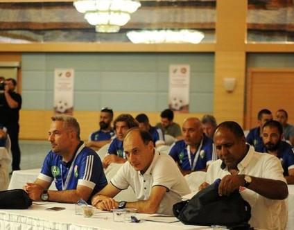 UEFA B-Lisans Antrenörlük kursu düzenlenecek