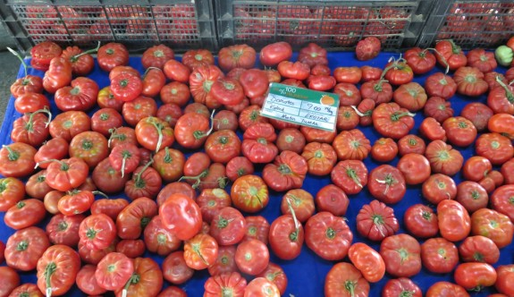Vatandaşlara domates boykotu çağrısı